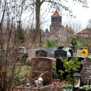 Begraafplaats De Hoeve, Estia uitvaarten