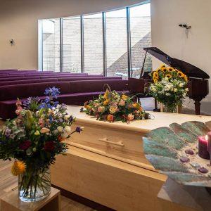 Crematorium De Omarming - Estia uitvaarten