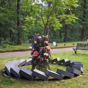 Herinneringsplek Natuurbegraafplaats Heiderust - Estia uitvaarten
