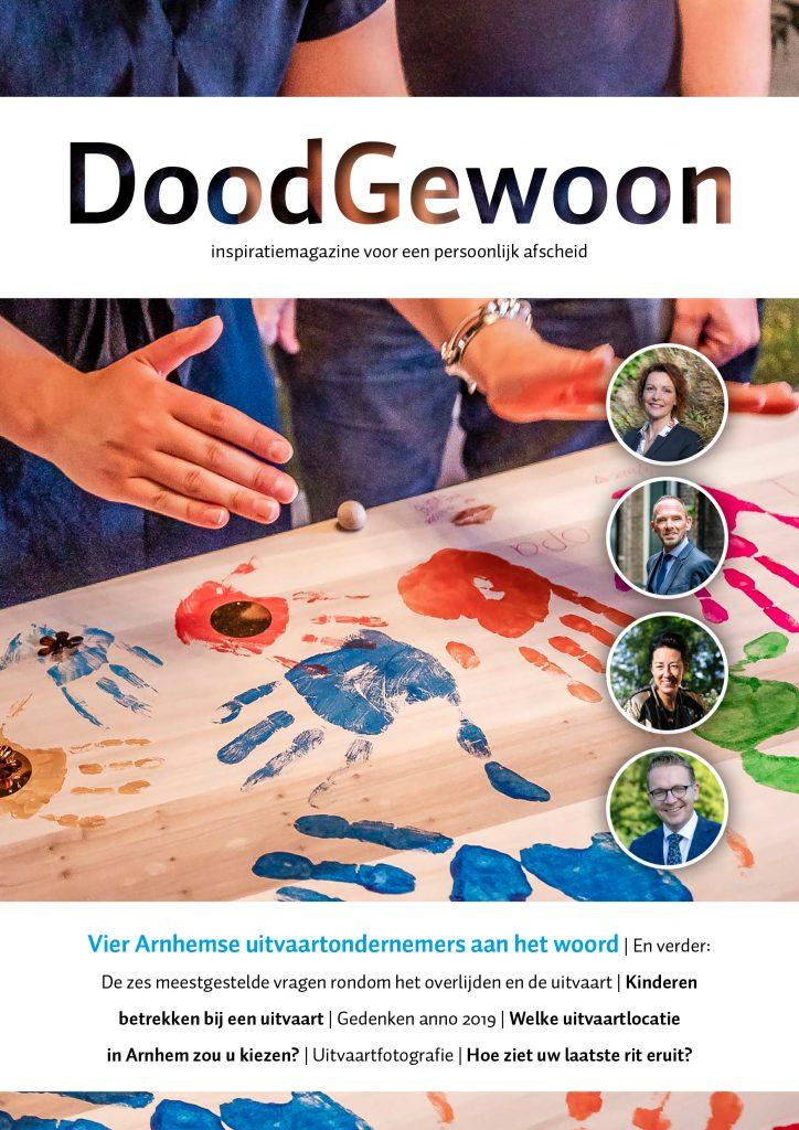 Inspiratiemagazine Doodgewoon - Estia Uitvaarten